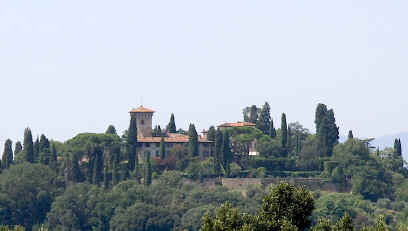 Villas of Tuscan